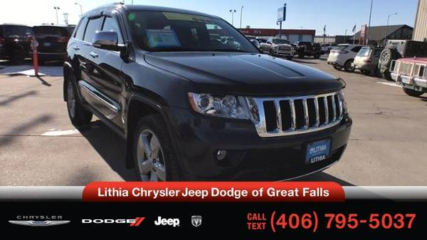 Photo 2013 Jeep Grand Cherokee 4WD 4dr Limited - $19231 (2013 Jeep Grand Cherokee 4WD 4dr Limited)