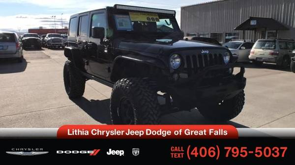 Photo 2014 Jeep Wrangler Unlimited 4WD 4dr Sport - $27707 (2014 Jeep Wrangler Unlimited)