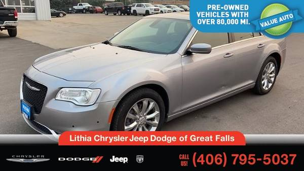Photo 2015 Chrysler 300-Series 4dr Sdn Limited AWD - $20,516 (2015 Chrysler 300-Series)