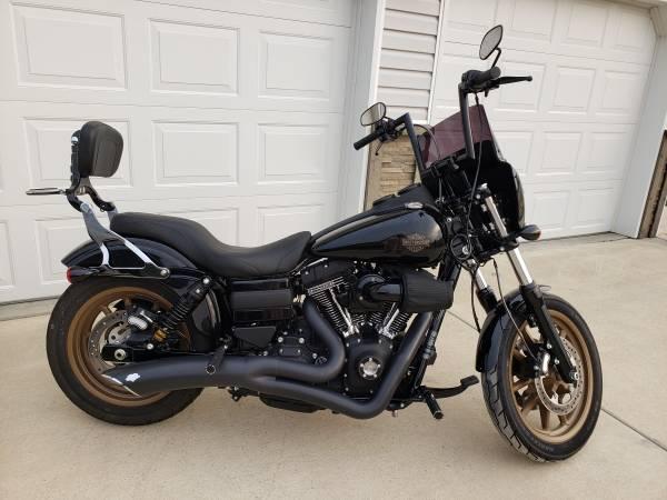 Photo 2016 Harley-Davidson FXDLS Dyna Low Rider S - $20,000 (Laurel)