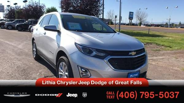 Photo 2018 Chevrolet Equinox AWD 4dr LT w1LT - $20,998 (2018 Chevrolet Equinox AWD 4dr LT w1LT)