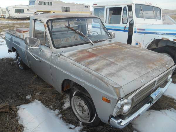 Photo 76 ford courier make offer (Dutton)