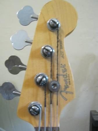 Photo American Standard Jazz Bass - $750 (BitterrootMissoula)