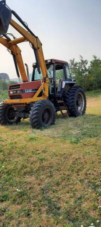 Photo CASE TRACTOR FOR SALE - $8,500 (Havre)