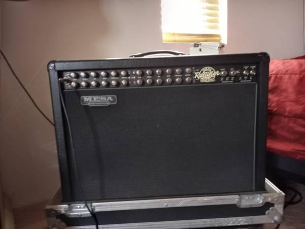 Photo Mesa Boogie Dual Rectifier Rd King Amp - $2,500 (Missoula Mt)