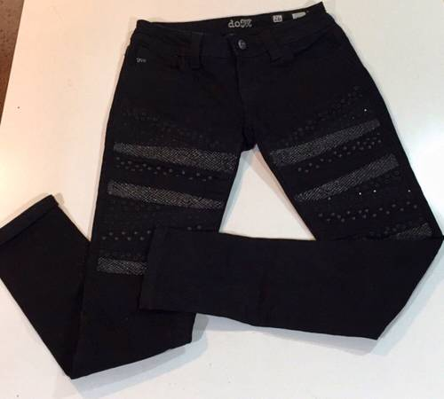 Photo Miss Me, Silver Jeans and shorts  Rock Republic Size 26  27 - $25 (Kalispell)