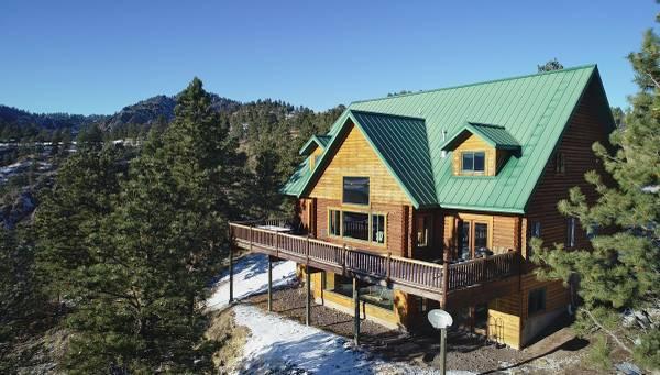 Photo Phenomenal lodge home, stunning VIEWS, guest house, garageshop (Cascade)