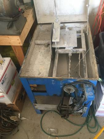 Photo Rock Slab Lapidary Saw - $3250 (Tracy Great Falls)