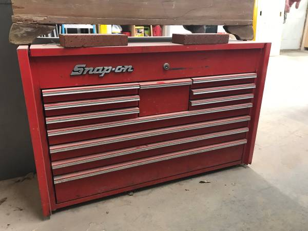 Photo Snap-on 11 Drawer Tool Chest - $500 (Great Falls)