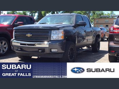 Photo Used 2010 Chevrolet Silverado 1500 4x4 Crew Cab LTZ for sale