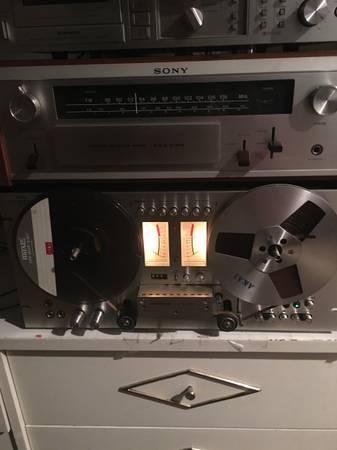 Photo pioneer reel to reel tape recorder - $800 (Home Improvement)
