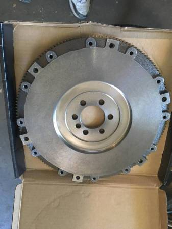 Photo small block chevrolet flywheel 87 and up (great falls) - $1 (great falls)