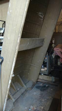 Photo 12 foot Mirrocraft Alum Boat - $250 (GB east)