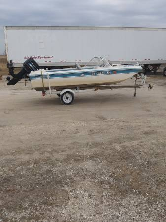 Photo 1972 Starcraft Boat - $2,500 (Manitowoc)