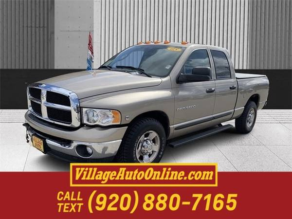 Photo 2005 Dodge Ram 3500 SLT - $18,990 (Green Bay - On 29)