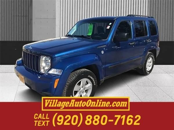 Photo 2009 Jeep Liberty Sport - $6990 (Oconto)