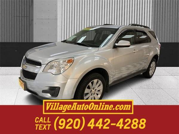 Photo 2011 Chevrolet Equinox LT - $7,330 (Green Bay)