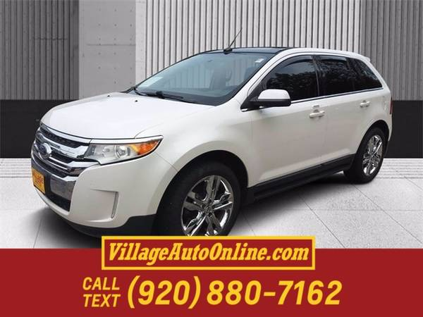 Photo 2012 Ford Edge Limited - $9,990 (Oconto)