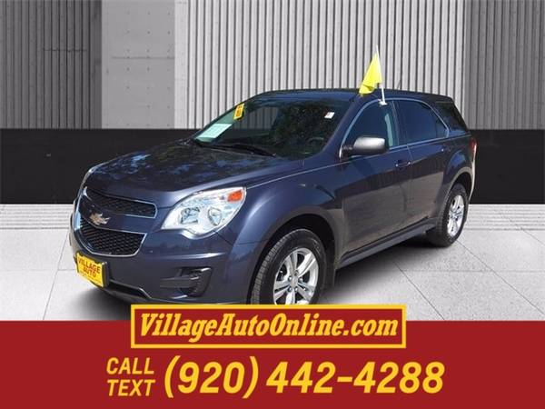 Photo 2014 Chevrolet Equinox LS - $9,550 (Green Bay)