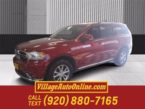 Photo 2014 Dodge Durango Limited - $17,990 (Green Bay - On 29)