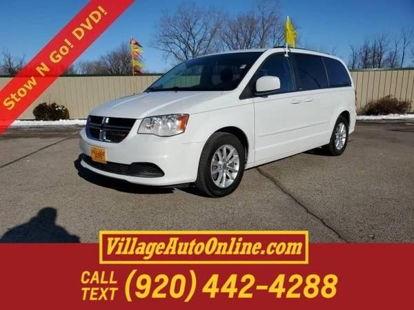 Photo 2014 Dodge Grand Caravan SXT - $9770 (Green Bay)