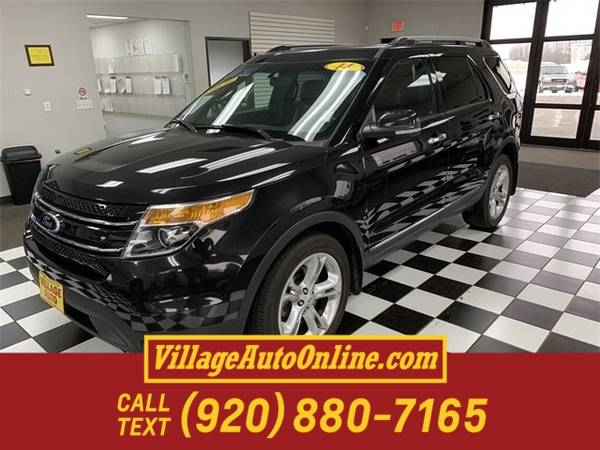 Photo 2014 Ford Explorer Limited - $17450 (Green Bay - On 29)
