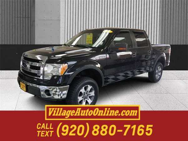 Photo 2014 Ford F-150 XLT - $11550 (Green Bay - On 29)