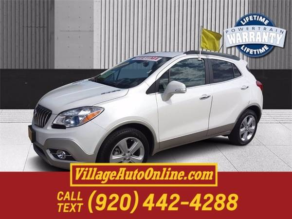 Photo 2015 Buick Encore Convenience - $13,990 (Green Bay)