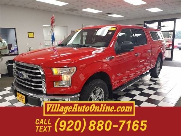 Photo 2015 Ford F-150 XLT - $23,990 (Green Bay - On 29)