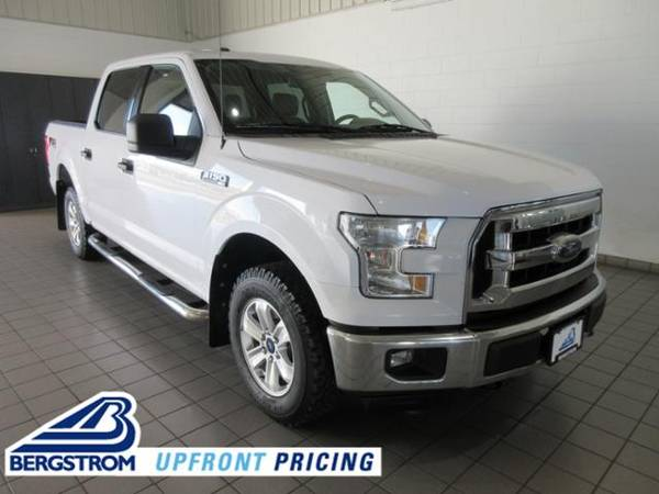 Photo 2015 Ford F-150 - $24,825 (Green Bay)