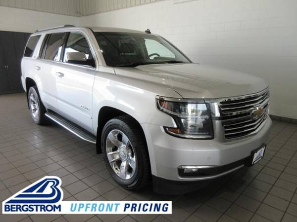 Photo 2015 chevy Tahoe...LOADED...pRICE rEDUCED - $27,265 (Green Bay)