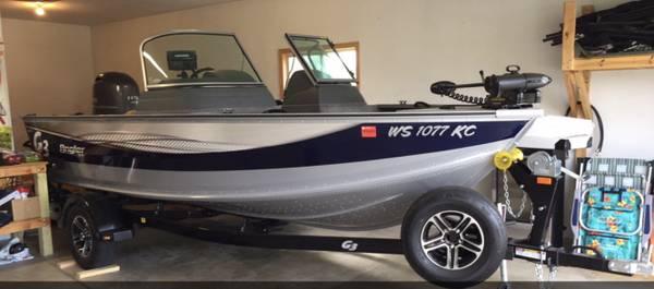 Photo 2017 G3 boat AV17SF Deep-V - $23595 (Luxemburg)