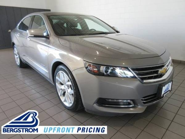 Photo 2019 Chevy Impala....sharp car below kbb - $22,757 (Green Bay)