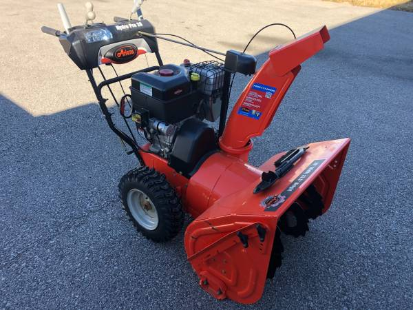 Photo Ariens Professional Hydro Pro 28 Snow Blower - $1,900 (Green Bay)