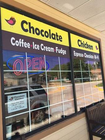 Photo Coffee Shop for Sale Door County - $125,000 (Egg Harbor)