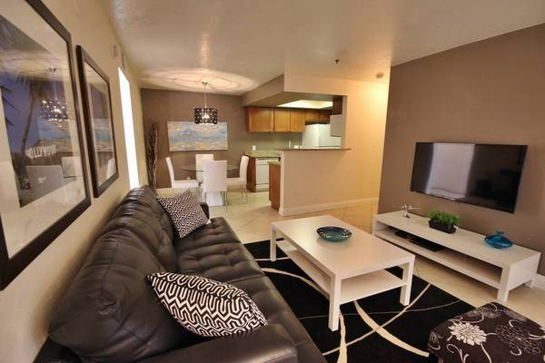 Photo Furnished 1 Bed, 1 Bath for Sublet (Milwaukee)