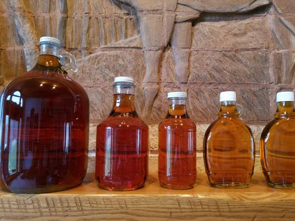 Photo Maple Syrup - $12 (Green Bay and West DePere)