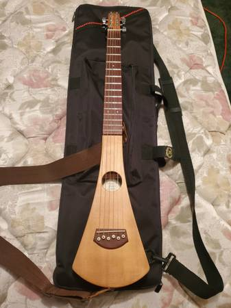 Photo Martin Backpacker Acoustic-Electric Guitar - $250 (Oconto)
