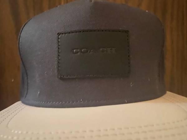 Photo Mens Coach Hat - $50 (Suamico)