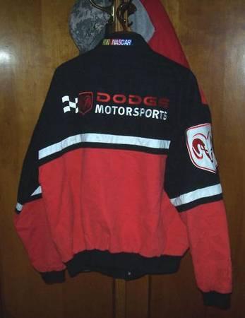 Photo Mopar Jacket Dodge Ram Motorsports Jacket - $50 (Peshtigo)