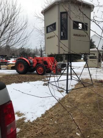 Muddy Box Blinds 1250 Northeastern Wi Sports Goods