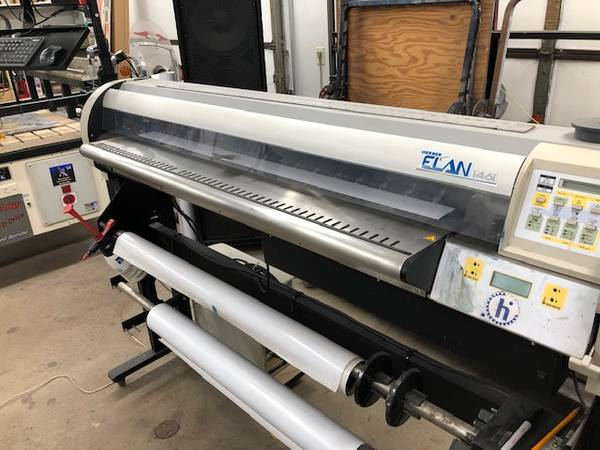 Photo Mutoh Wide Format Printer 46quot Ecosolvent - $300 (Suamico)