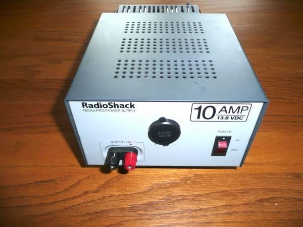 Photo Radio Shack Heavy Duty Power Supply - $40 (GREEN BAY)