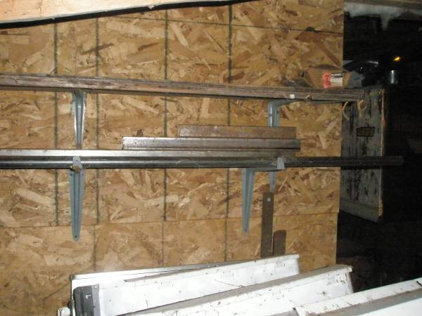Photo STEEL, New and Used for Sale - For Projects - $1 (IolaScandinavia)