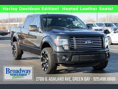 Photo Used 2012 Ford F150 Harley-Davidson for sale