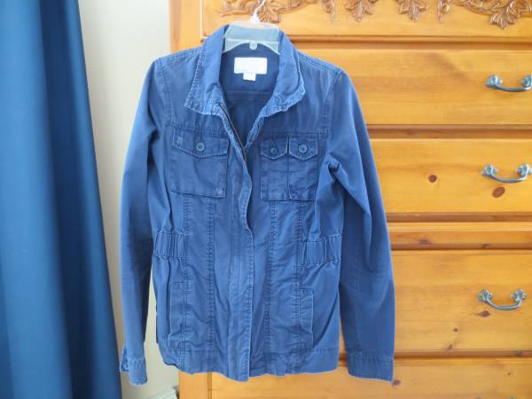 Photo Womens, Juniors Old Navy Jacket Size Med. Tall - $8 (Green BaySuamico)