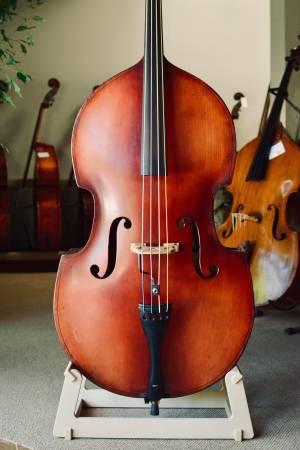 Photo 1938 American standard upright bass - $5,000 (Liberty)