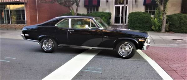 Photo 1971 Chevrolet Nova-( super sport tribute package )-Show Quality (Martinsville,Virginia)