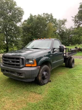 Photo 2001 Ford F-350 flatbed - $5,500 (Eden, NC)