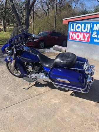 Photo 2007 Harley Davidson Electra Glide - $6,495 (Rock Hill)